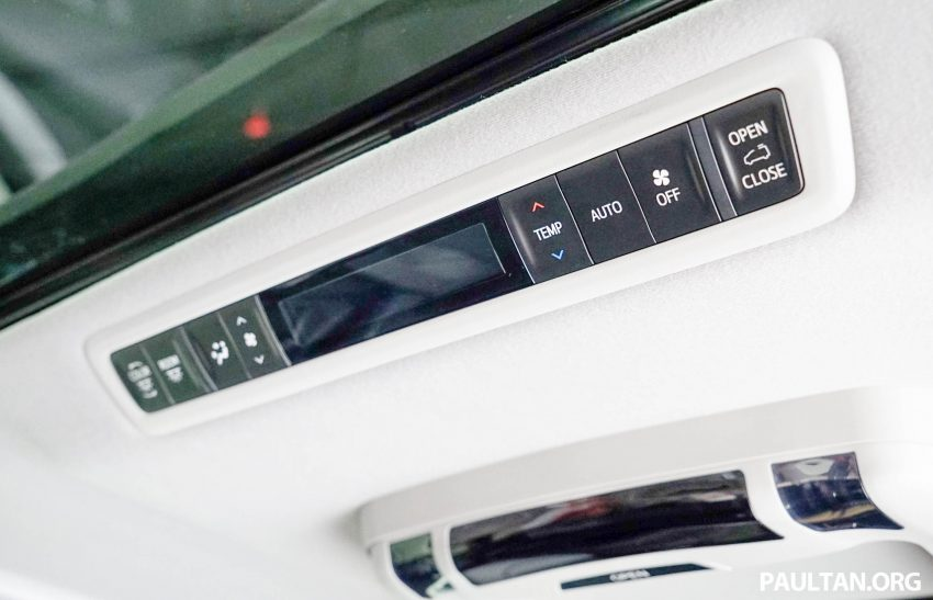 Toyota Alphard dan Vellfire – model spesifikasi Malaysia telah dipamerkan di Mitsui Outlet Park Image #524649
