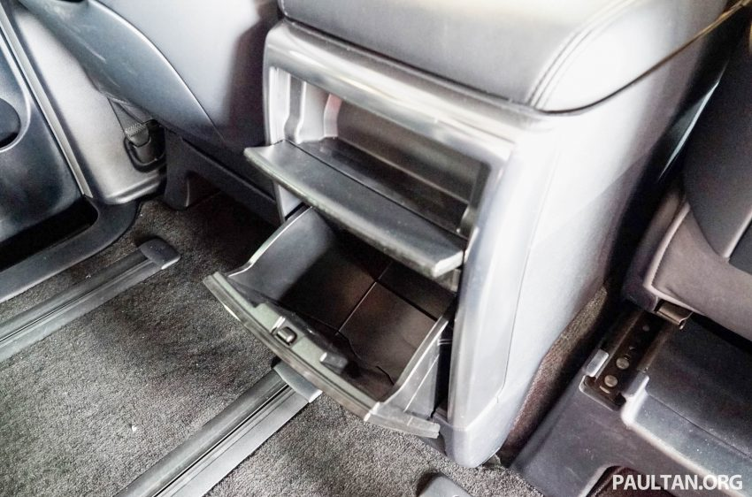 Toyota Alphard dan Vellfire – model spesifikasi Malaysia telah dipamerkan di Mitsui Outlet Park Image #524653