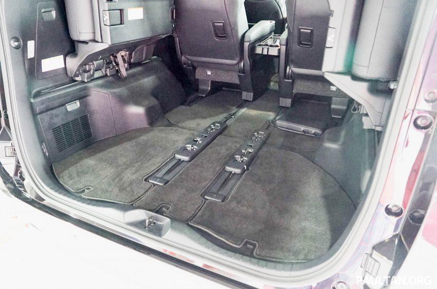 Toyota Alphard dan Vellfire – model spesifikasi Malaysia telah dipamerkan di Mitsui Outlet Park Image #524657