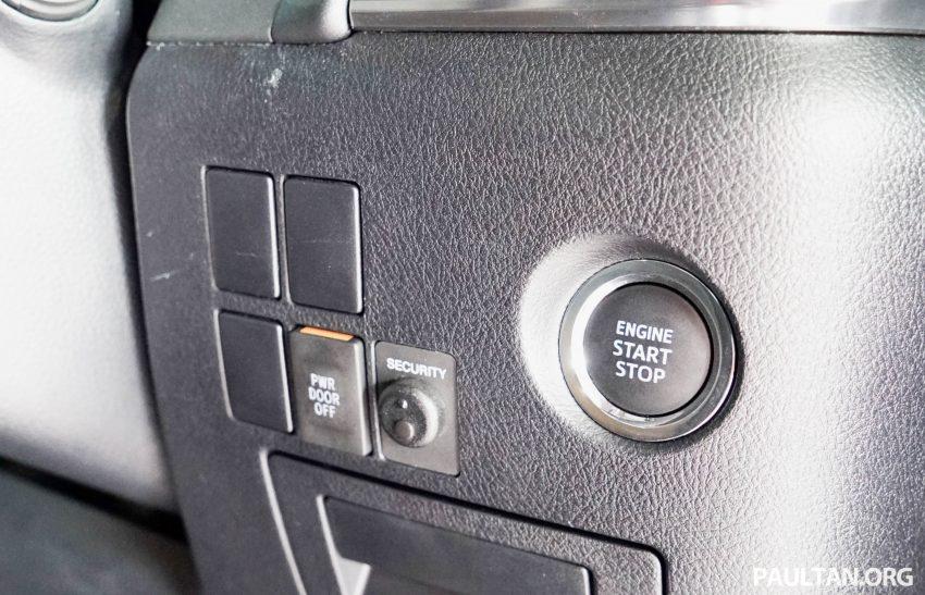 Toyota Alphard dan Vellfire – model spesifikasi Malaysia telah dipamerkan di Mitsui Outlet Park Image #524632