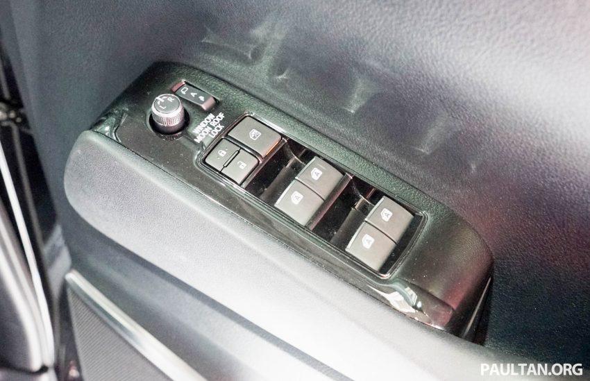 Toyota Alphard dan Vellfire – model spesifikasi Malaysia telah dipamerkan di Mitsui Outlet Park Image #524633
