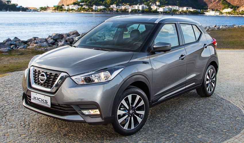 Nissan Kicks – Brazil starts the ball rolling in August Image #525613