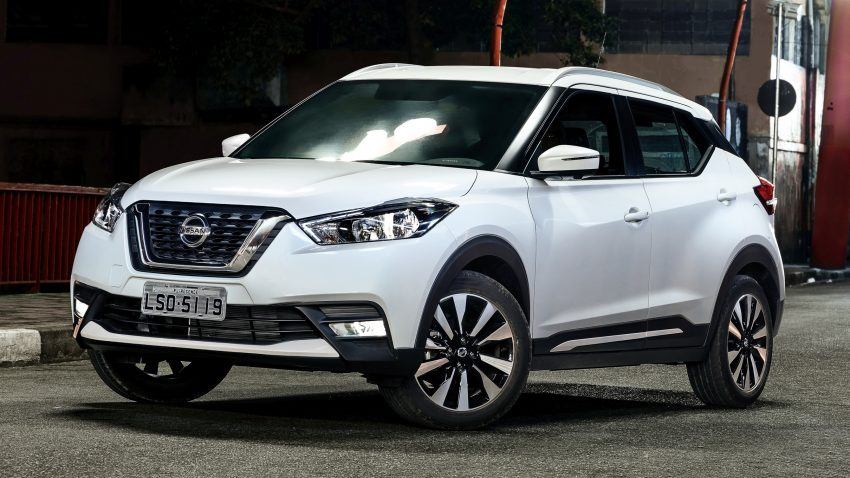 Nissan Kicks – Brazil starts the ball rolling in August Image #525612