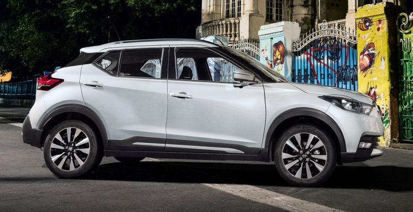 Nissan Kicks – Brazil starts the ball rolling in August Image #525611