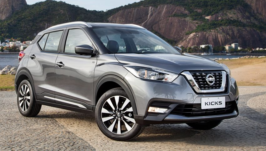 Nissan Kicks – Brazil starts the ball rolling in August Image #525610