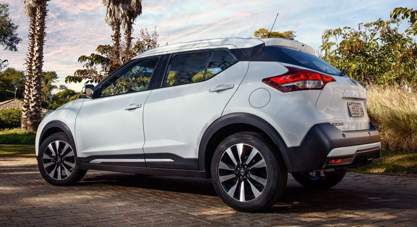 Nissan Kicks – Brazil starts the ball rolling in August Image #525609