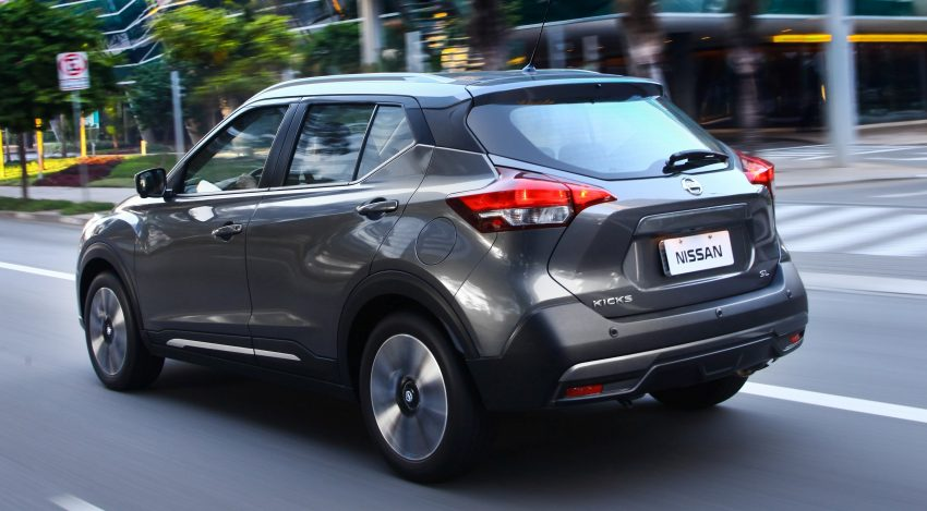 Nissan Kicks – Brazil starts the ball rolling in August Image #525607