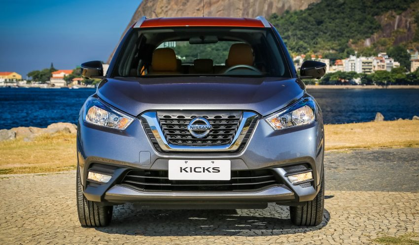 Nissan Kicks – Brazil starts the ball rolling in August Image #525590