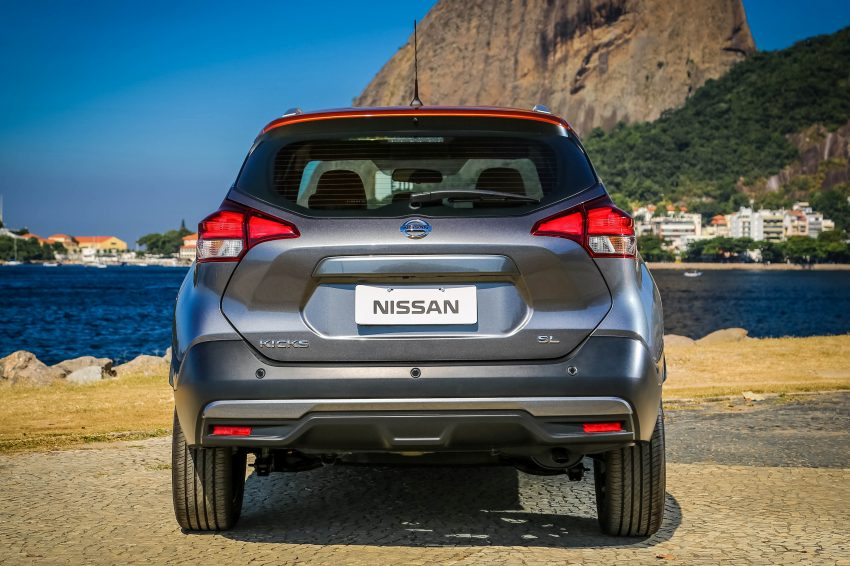 Nissan Kicks – Brazil starts the ball rolling in August Image #525630