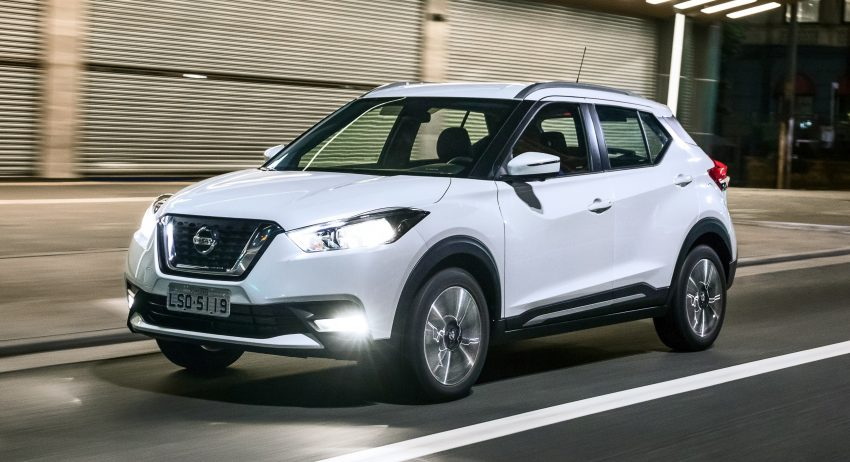 Nissan Kicks – Brazil starts the ball rolling in August Image #525628
