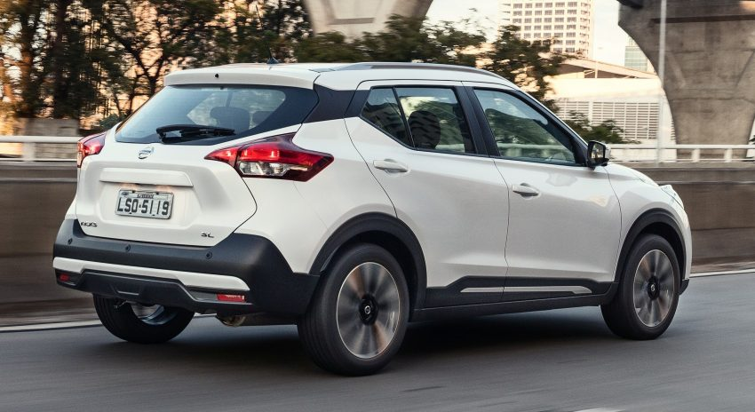 Nissan Kicks – Brazil starts the ball rolling in August Image #525625