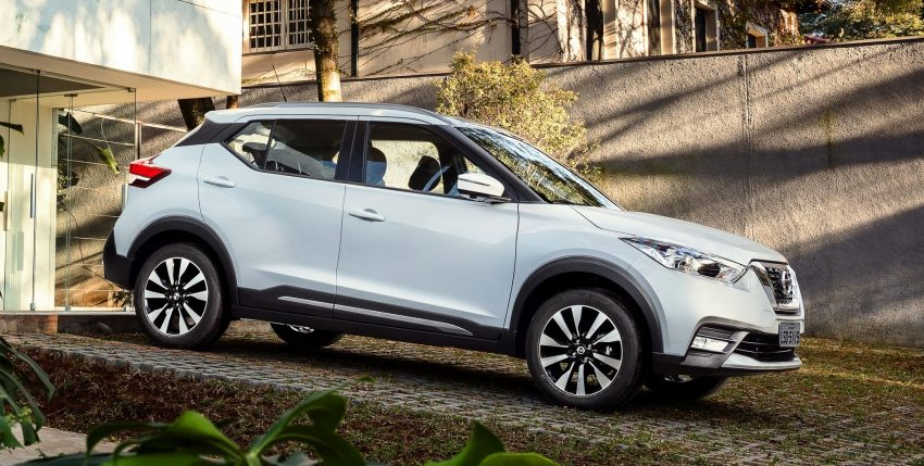 Nissan Kicks – Brazil starts the ball rolling in August Image #525624