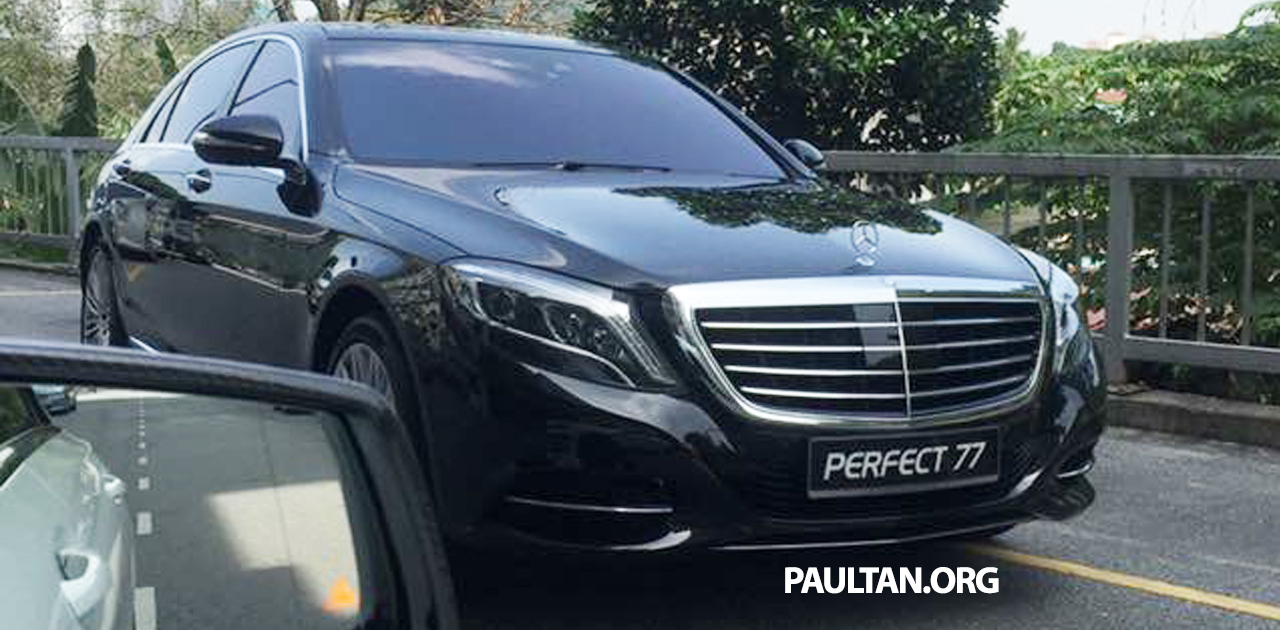 PERFECT number plates in Malaysia  what is it