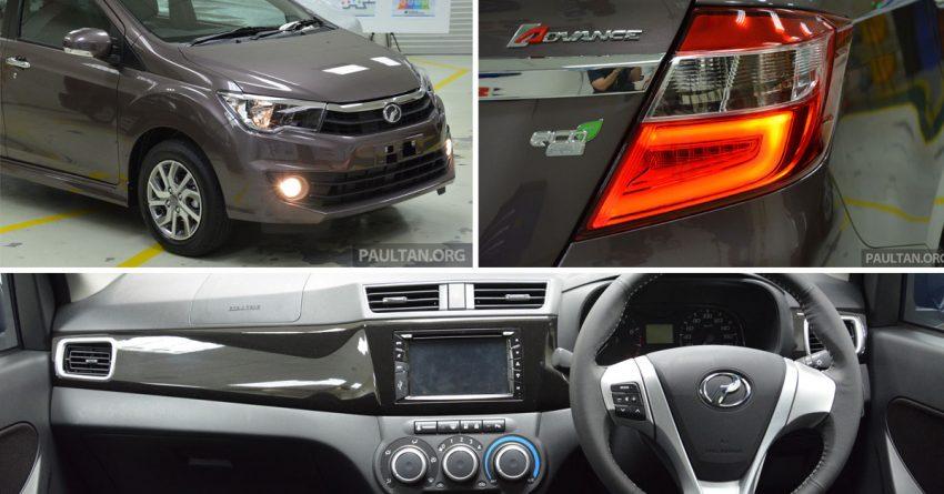 PANDU UJI: Perodua Bezza 1.0L dan 1.3L Dual VVT-i baharu – percaturan pertama P2 bagi model sedan Image #518570