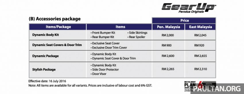 Perodua Bezza prices revealed – RM37k to RM51k Image #519647