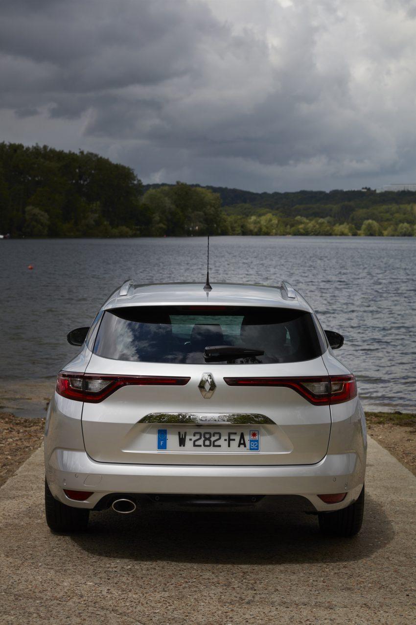 GALLERY: Renault Megane Estate goes on sale in Sept Image #516024