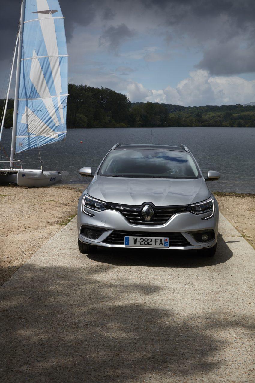 GALLERY: Renault Megane Estate goes on sale in Sept Image #516033