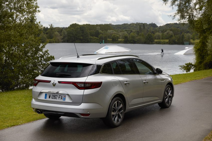 GALLERY: Renault Megane Estate goes on sale in Sept Image #516035
