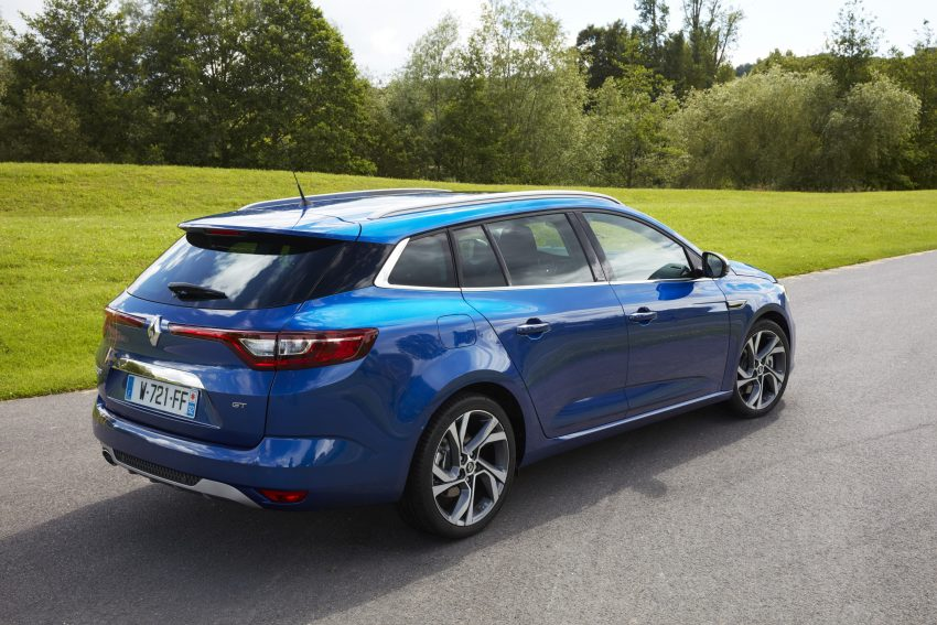 GALLERY: Renault Megane Estate goes on sale in Sept Image #516045