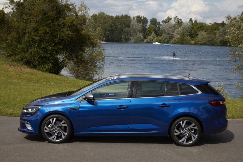 GALLERY: Renault Megane Estate goes on sale in Sept Image #516055