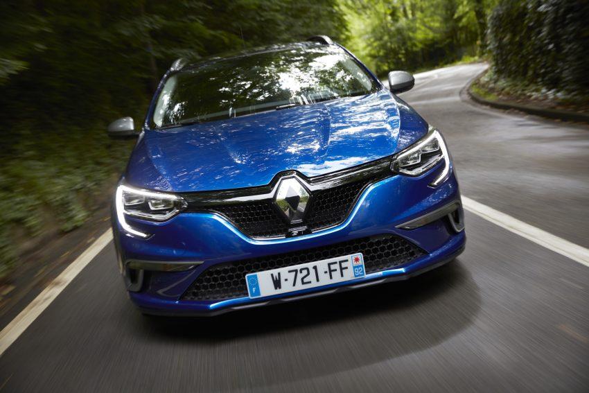 GALLERY: Renault Megane Estate goes on sale in Sept Image #516056