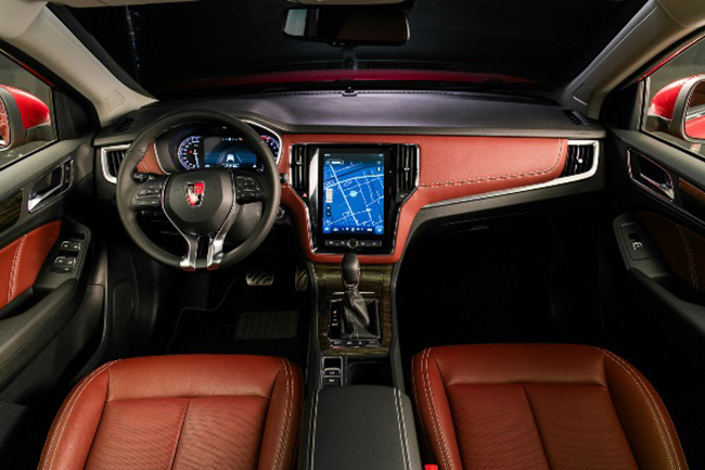 """Roewe RX5 unveiled – """"internet car"""" with Alibaba OS Image #516332"""