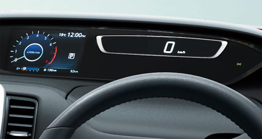 Nissan Serena generasi kelima kini diperkenalkan Image #517924