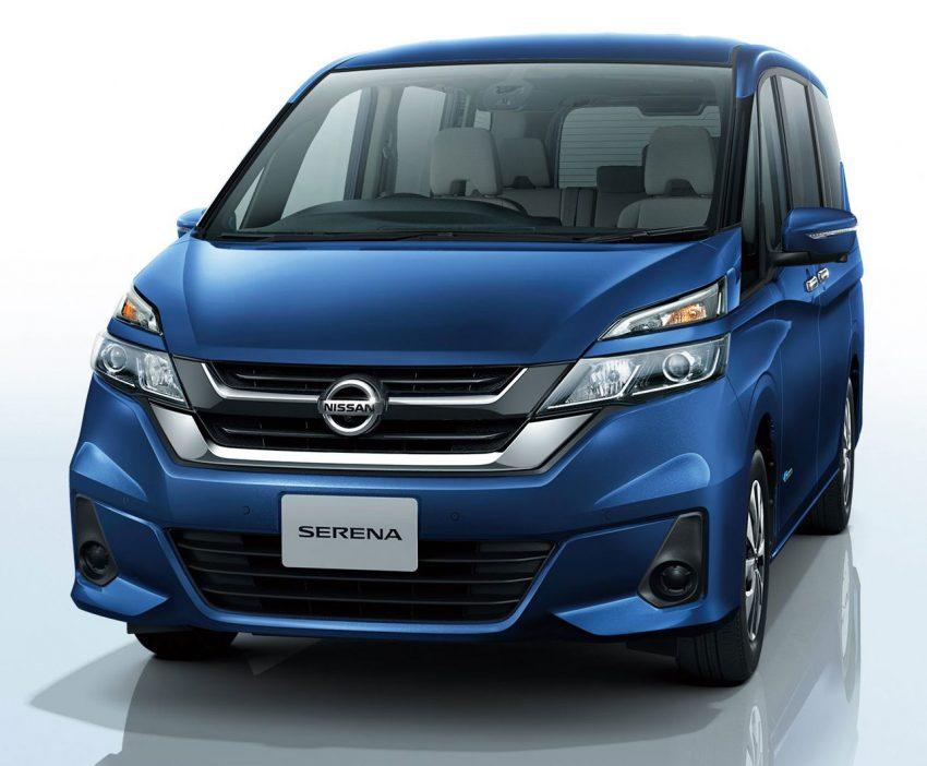 Nissan Serena generasi kelima kini diperkenalkan Image #517926