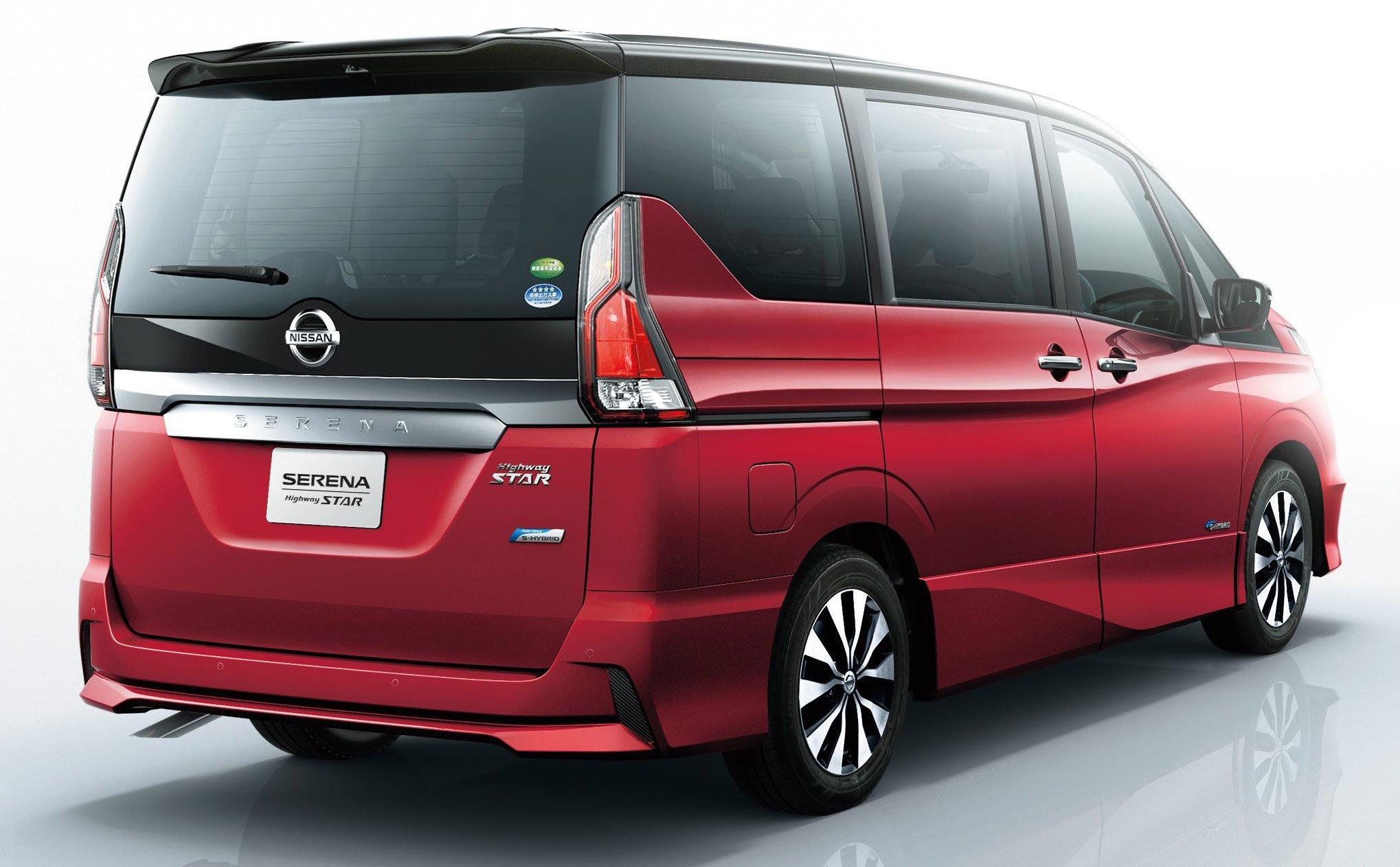 Hybrid Nissan All-new Nissan Serena – fifth-generation model debuts ...