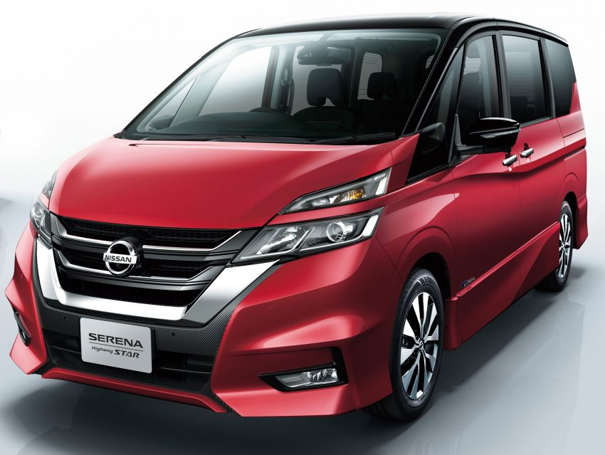 All-new Nissan Serena – fifth-generation model debuts Image #517869