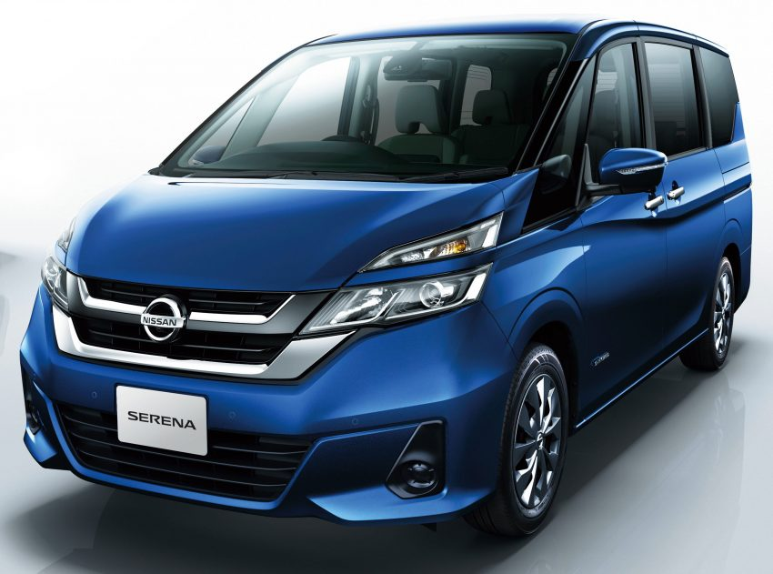 Nissan Serena generasi kelima kini diperkenalkan Image #517929
