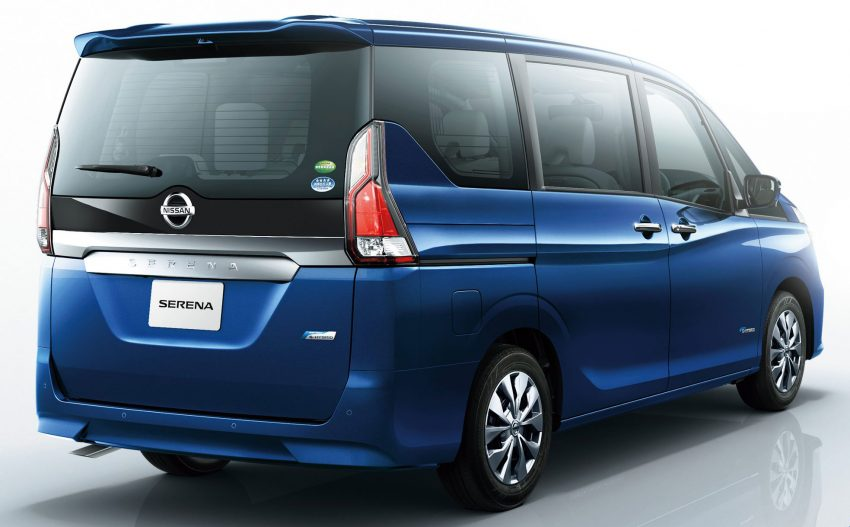 All-new Nissan Serena – fifth-generation model debuts Image #517867