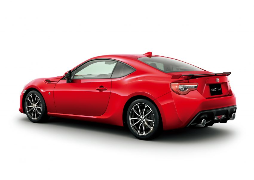 Toyota 86 facelift goes on sale in Japan, from RM103k Image #515682