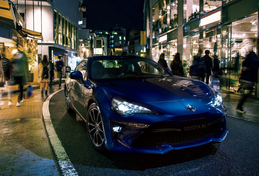 Toyota 86 facelift goes on sale in Japan, from RM103k Image #515683