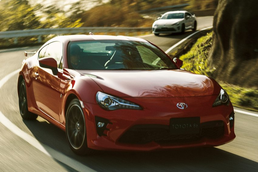 Toyota 86 facelift goes on sale in Japan, from RM103k Image #515685