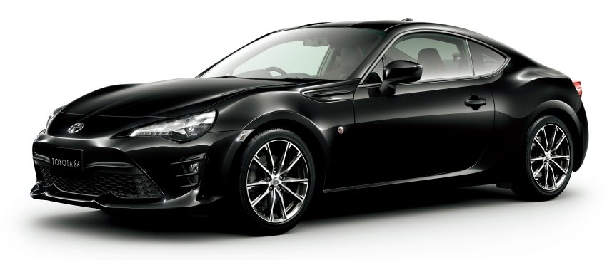 Toyota 86 facelift goes on sale in Japan, from RM103k Image #515695
