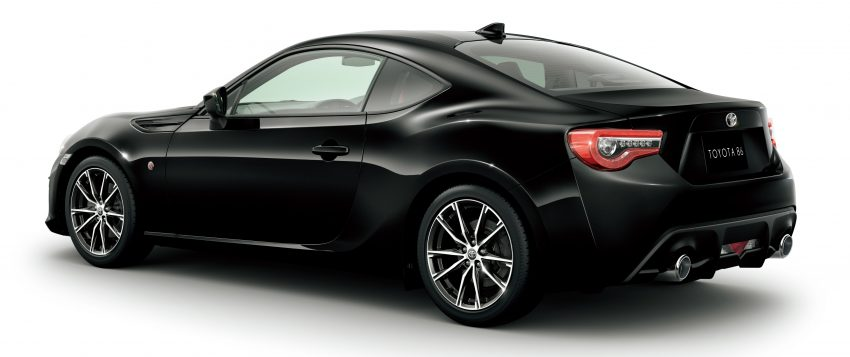 Toyota 86 facelift goes on sale in Japan, from RM103k Image #515696