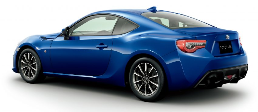 Toyota 86 facelift goes on sale in Japan, from RM103k Image #515700