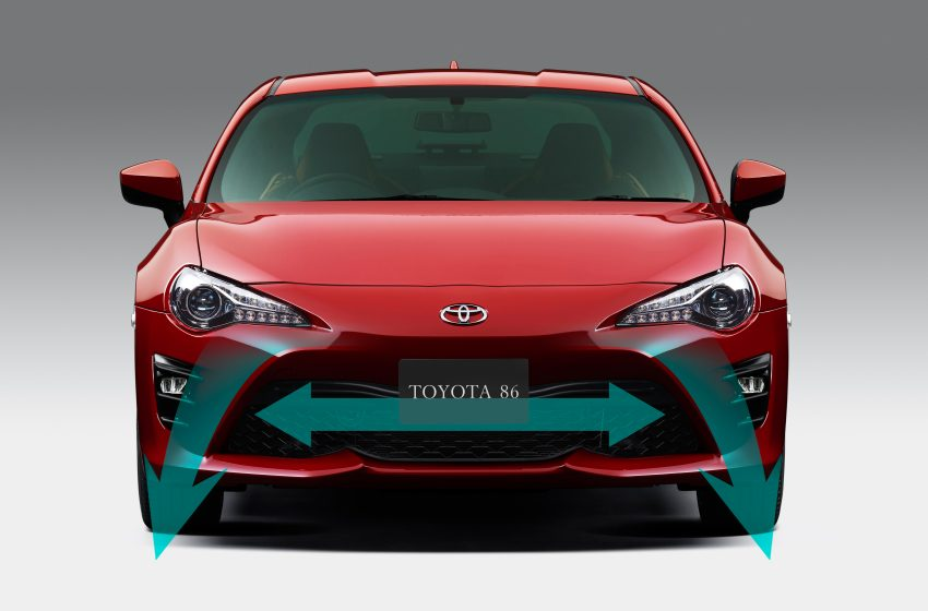 Toyota 86 facelift goes on sale in Japan, from RM103k Image #515718