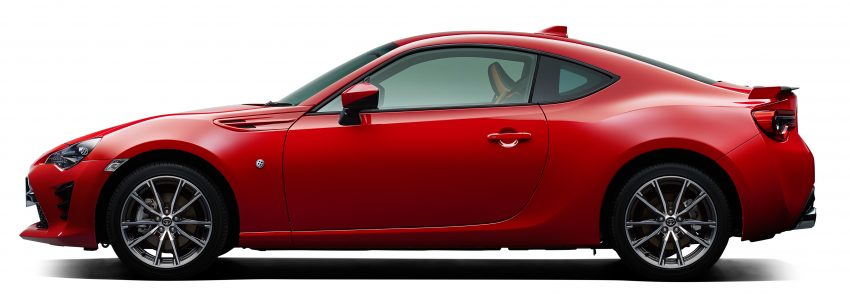 Toyota 86 facelift goes on sale in Japan, from RM103k Image #515717