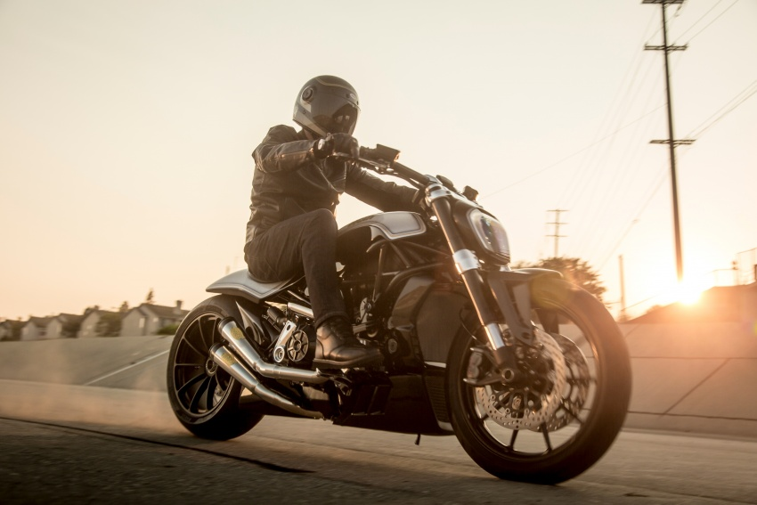 2016 Ducati XDiavel by Roland Sands at Sturgis Rally Image #538706