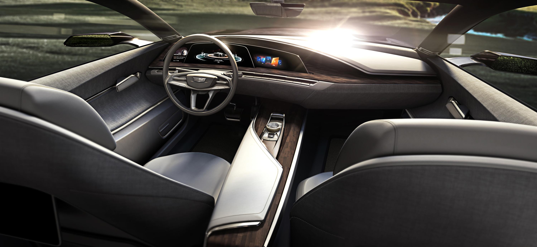 Cadillac Escala Concept Unveiled At Pebble Beach Previews Future Design Language For Upcoming