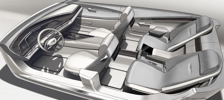 Cadillac Escala Concept Unveiled At Pebble Beach, Previews