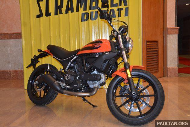 2016 Ducati SCrambler Sixty2 -4