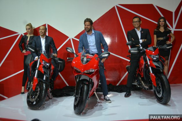 2016 Ducati launch GIIAS -4