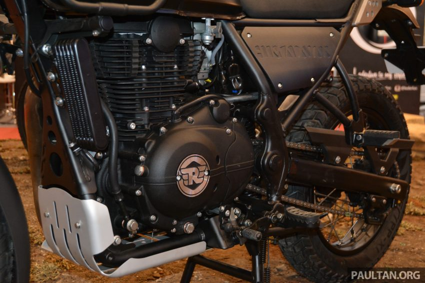 GIIAS 2016: Royal Enfield Himalayan – first look at Enfield's new dual-purpose with new L410 engine Image #533819