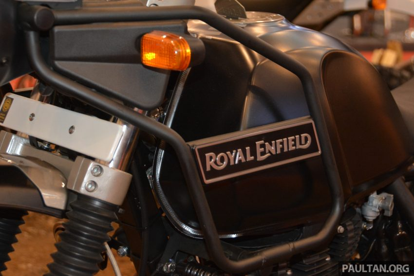 GIIAS 2016: Royal Enfield Himalayan – first look at Enfield's new dual-purpose with new L410 engine Image #533820