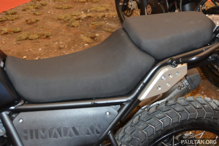 GIIAS 2016: Royal Enfield Himalayan – first look at Enfield's new dual-purpose with new L410 engine Image #533824