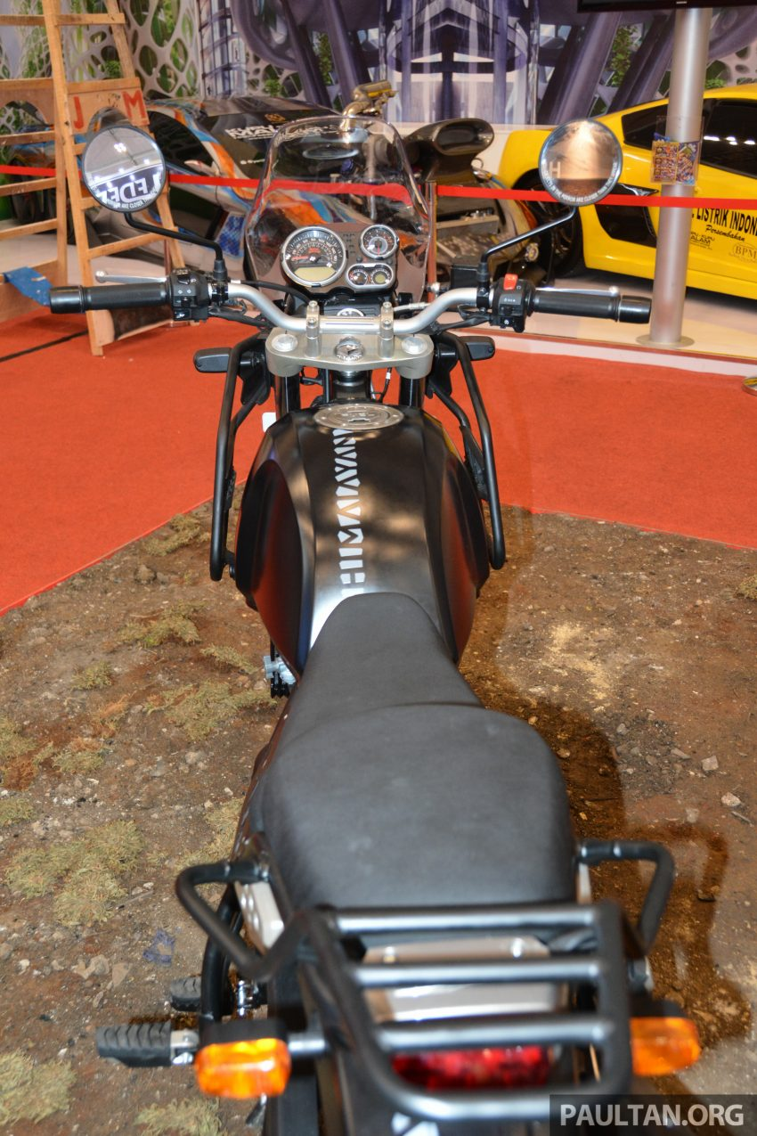 GIIAS 2016: Royal Enfield Himalayan – first look at Enfield's new dual-purpose with new L410 engine Image #533828