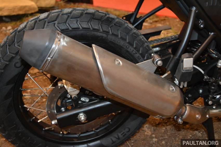 GIIAS 2016: Royal Enfield Himalayan – first look at Enfield's new dual-purpose with new L410 engine Image #533831